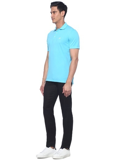 Isaia Tişört Mavi
